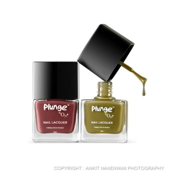 Nailpaints - Plunge a brand by O3+